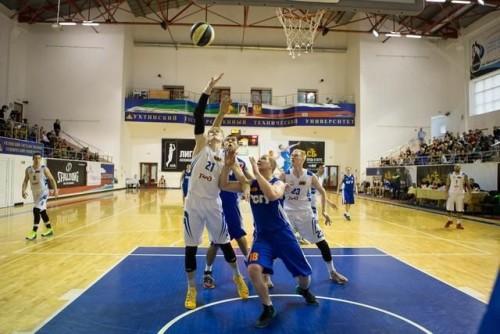 Баскетбол – один из видов спорта, культивируемых в УГТУ.