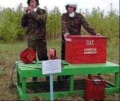 5 пожарно-химических станций (в Кослане, Койгородке, Корткеросе, Емве и Троицко-Печорске)