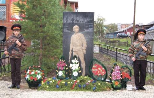 Памятник в Усть-Цильме - результат победы Совета ветеранов