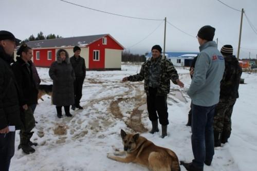 Активисты ОНФ в Коми будут добиваться устранения недостатков в «новых аварийных» домах в Приозерном.