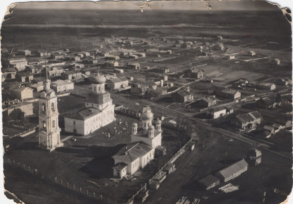 Ижма. 1930-е годы.
