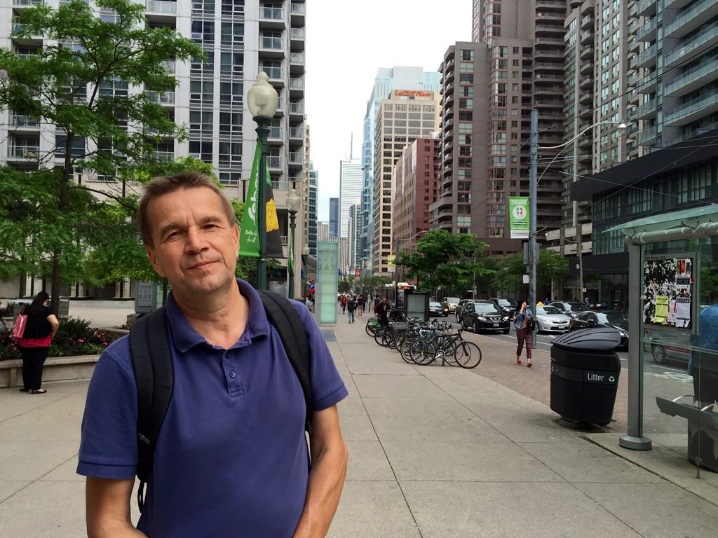 Знакомство В Торонто Только С Русскоязычными