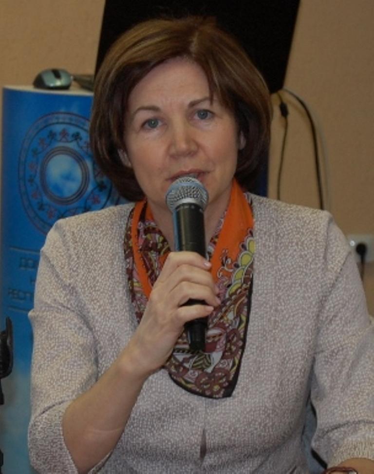 Ольга Кузиванова.