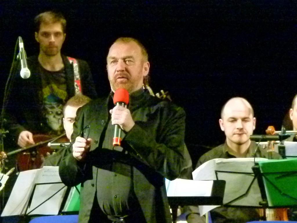 Симфонический оркестр под управлением Игоря Пономаренко  (IP Orchestra) объединяет лучших молодых музыкантов Санкт-Петербурга. С момента своего создания в 2009 году оркестр ведет активную концертную деятельность как в России, так и за рубежом.