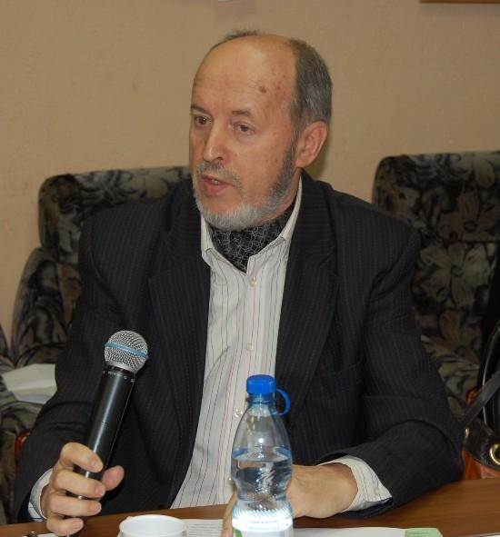 Владимир Теребихин.