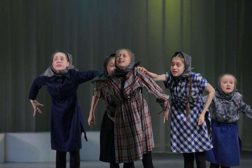 148 студия Кристалл (Сосногорск) Дети войны