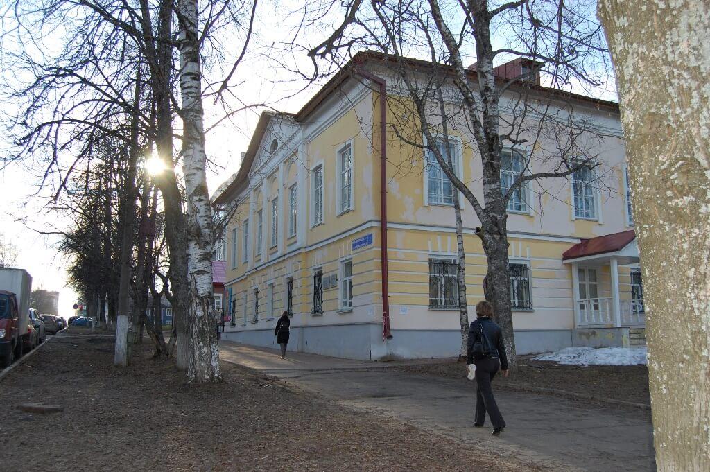 Дом Григория Суханова.