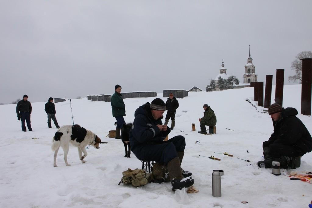 рыболовы (кажим Койгородского района)