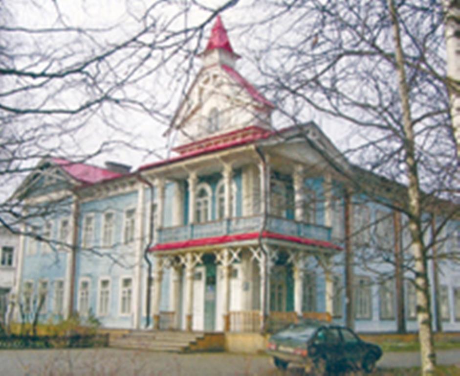 Выльгорская школа