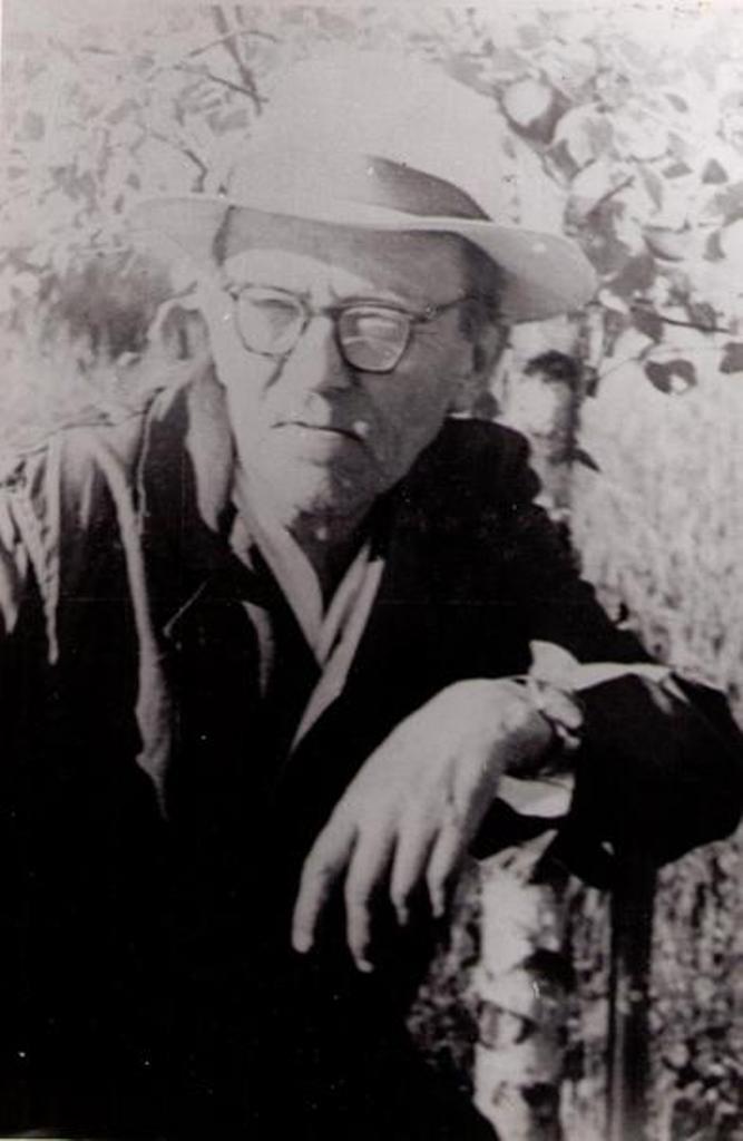Пантелеймон Лемзаков в послевоенные годы.