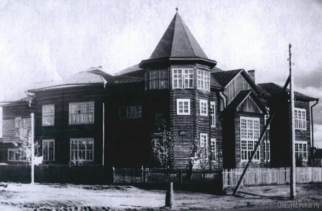 Школы, построенные по проектам архитектора Холопова.