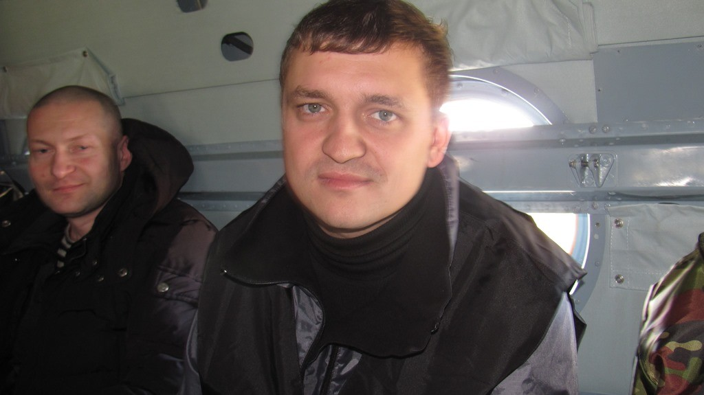 Валерий Захаров.