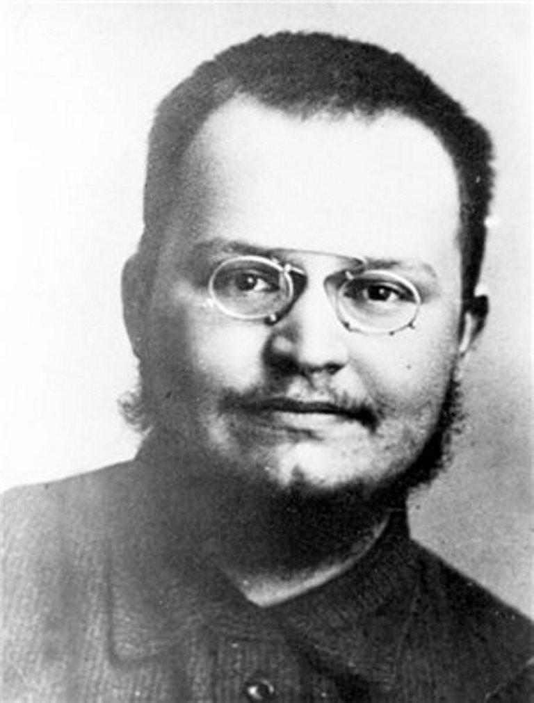 Владимир Старовский в молодости.
