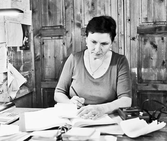 Эльвира Борисенко.