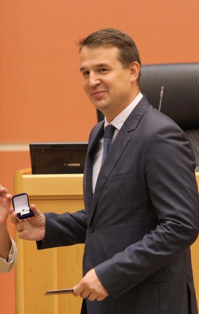 Пополнивший ряды Госсовета РК Степан Чураков будет работать в бюджетном комитете.