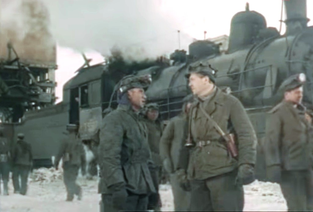 «Случай на шахте восемь». 1957 год.