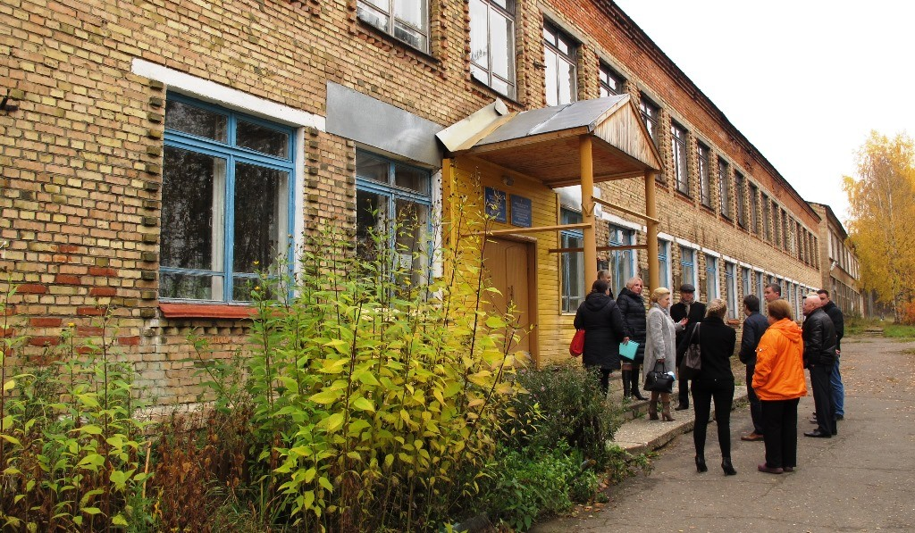 Сыктывкарское ПТУ № 7 закрыли этой весной.
