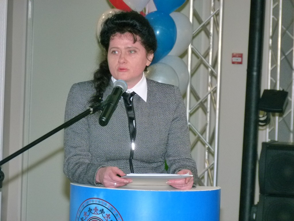 Форум открыла первый зампред правительства Лариса Максимова.