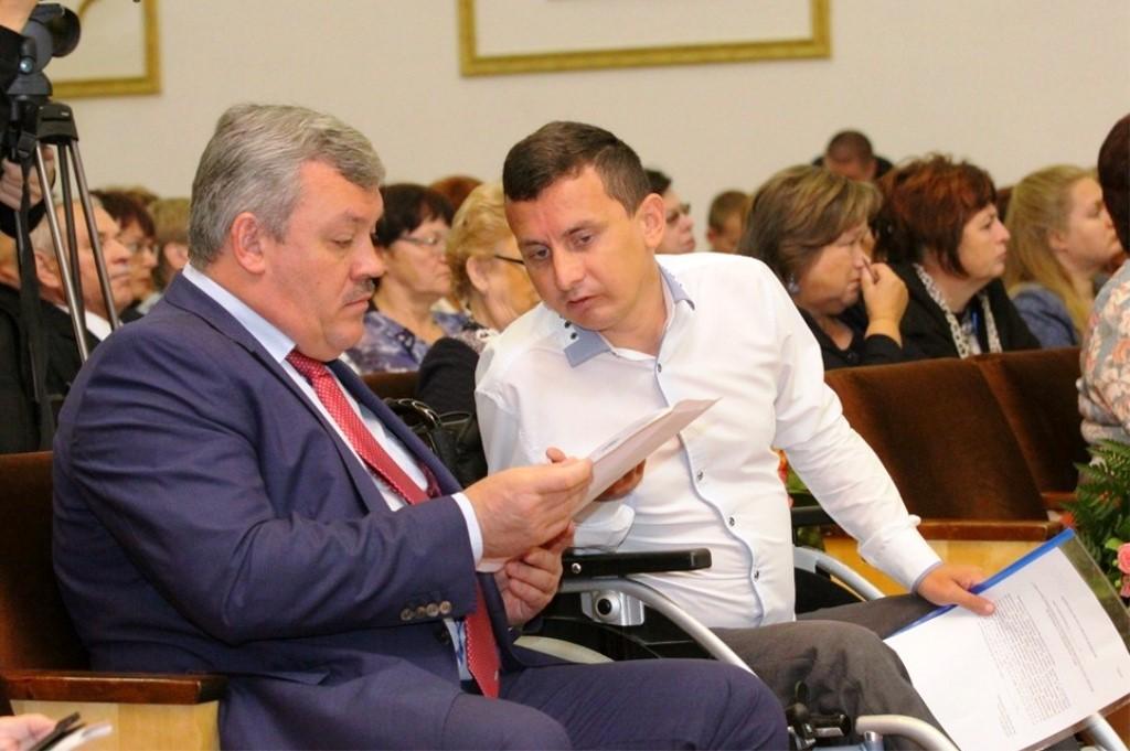 Восьмой Гражданский форум прошел под знаком юбилея Общественной палаты Коми.
