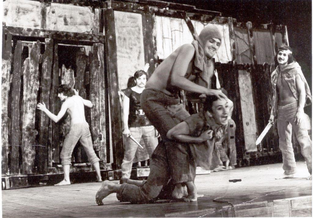 «Макбет» В.Шекспира в СКАТе.