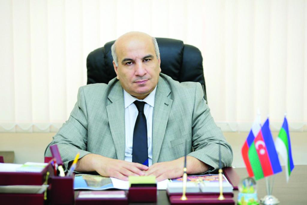 Заместитель председателя палаты аудиторов азербайджанской республики