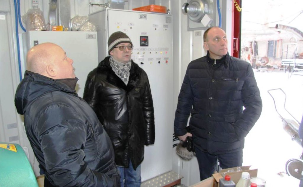 Воркутинское руководство уже оценило новое оборудование, которому не страшны суровые условия Заполярья.